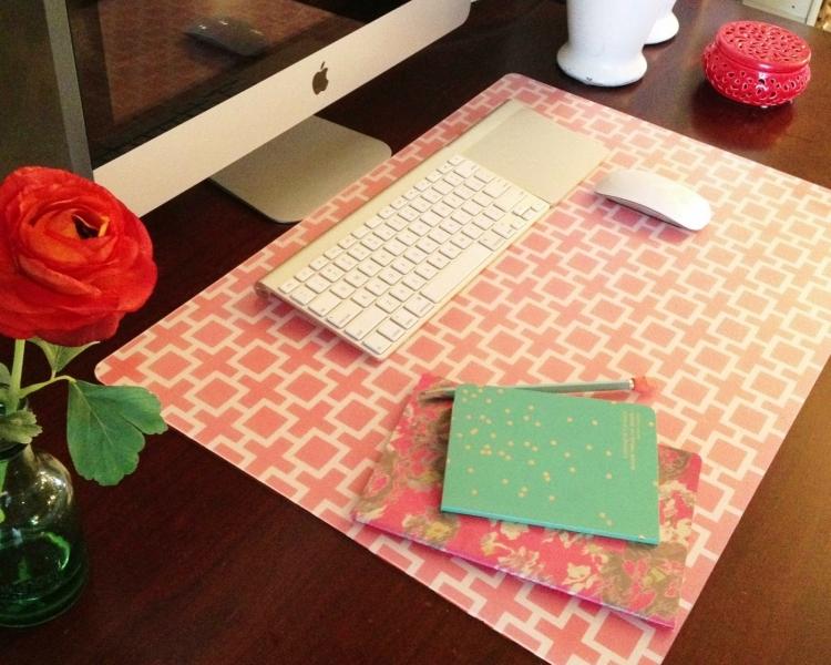 desk pad squares