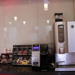 electronic coffee machine