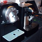 nespresso office machine