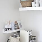 white nespresso office