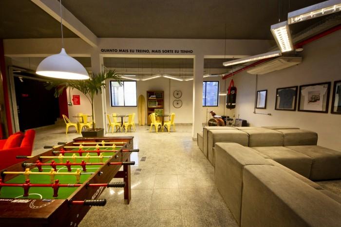 Reserva gameroom
