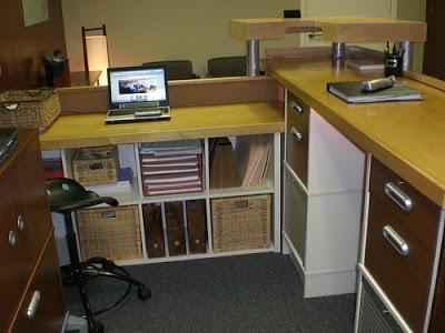 ikea reception desk