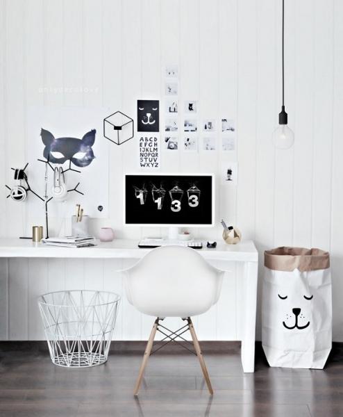 Decorating Ideas At Work Using Modern
