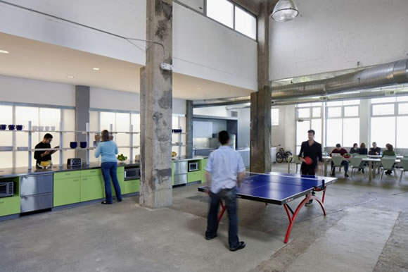 Office Game Rooms You Wish You Had