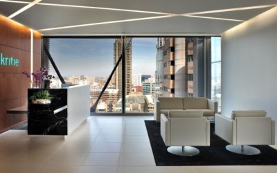 Office Design Layout Ideas with Reception Desks